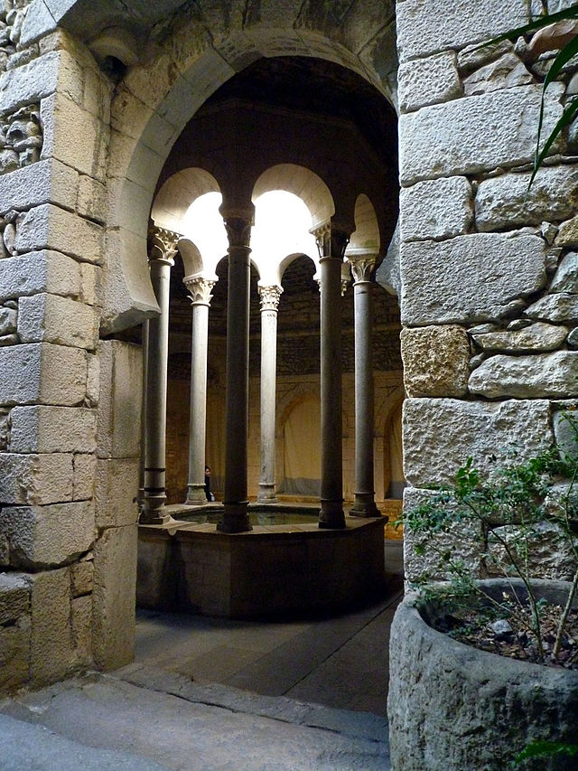 Arab Baths of Girona_2