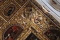 Bari, san nicola, interno, soffitto con storie di san nicola e paradiso di carlo rosa, 1661-62, 10.jpg