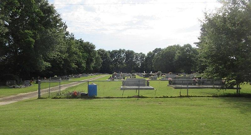 File:Barkers Corner Louisiana June 2017 Cemetery 2 Barker.jpg