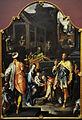 Bartholomeus Spranger (1546–1611) Aanbidding van de koningen - National Gallery Londen 5-3-2015 11-16-58.JPG
