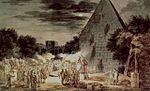 Bartolomeo Pinelli (Naechtliche Bestattung an der Cestiuspyramide) 1831.jpg