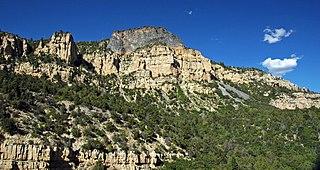 Straight Cliffs Formation