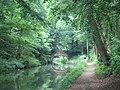 Baseley's Bridge, Basingstoke Canal - geograph.org.uk - 477224.jpg