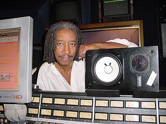 Bashiri Johnson - Bashiri Johnson at Unique Studio.
