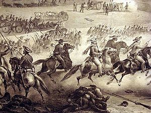 Battle of Calpulalpan - battle of Calpulalpan