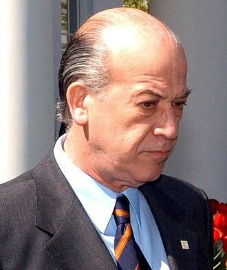 Vice President of Uruguay - Image: Batllefaingbis