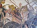 Battaglia di isso, prob. copia di opera del IV sec ac di philoxenos d'eretria, 125-120 ac ca. da casa del fauno a pompei, 10020, 10.JPG