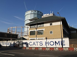 Battersea Dogs & Cats Home - Image: Battersea Dogs and Cats Home geograph.org.uk 617340