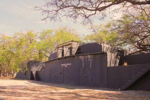 Fort Kamehameha - Battery Hawkins