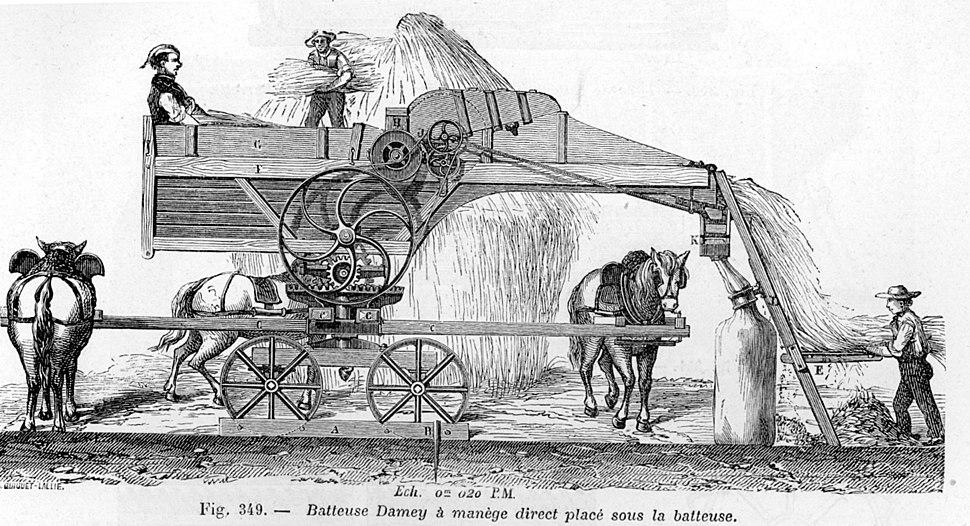 Batteuse 1881