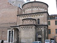 Padua Baptistery