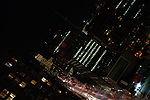 Bay Street looking south at night.JPG