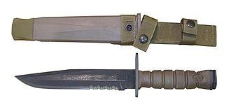 OKC-3S bayonet - OKC-3S bayonet
