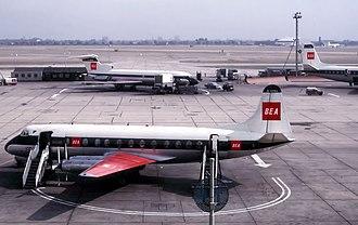 Ben More (Crianlarich) - A BEA Vickers Viscount