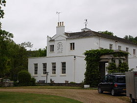 Beachborough House