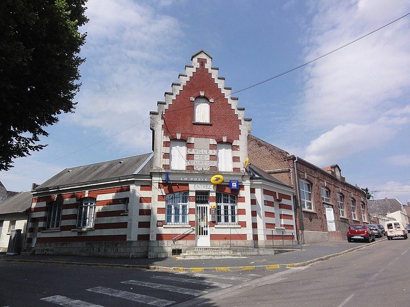 Beaurevoir (Aisne) La Poste