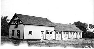 Beaver Creek Ranger Station United States historic place