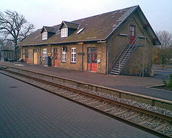 Bedsted Station