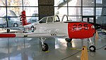 Beechcraft T-34B Mentor, 1948 - Evergreen Aviation & Space Museum - McMinnville, Oregon - DSC00631.jpg