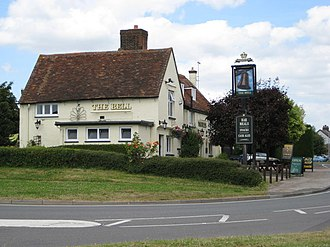 Westoning - The Bell, on Greenfield Road