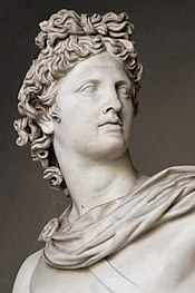 apollo of New mythology pictures greek