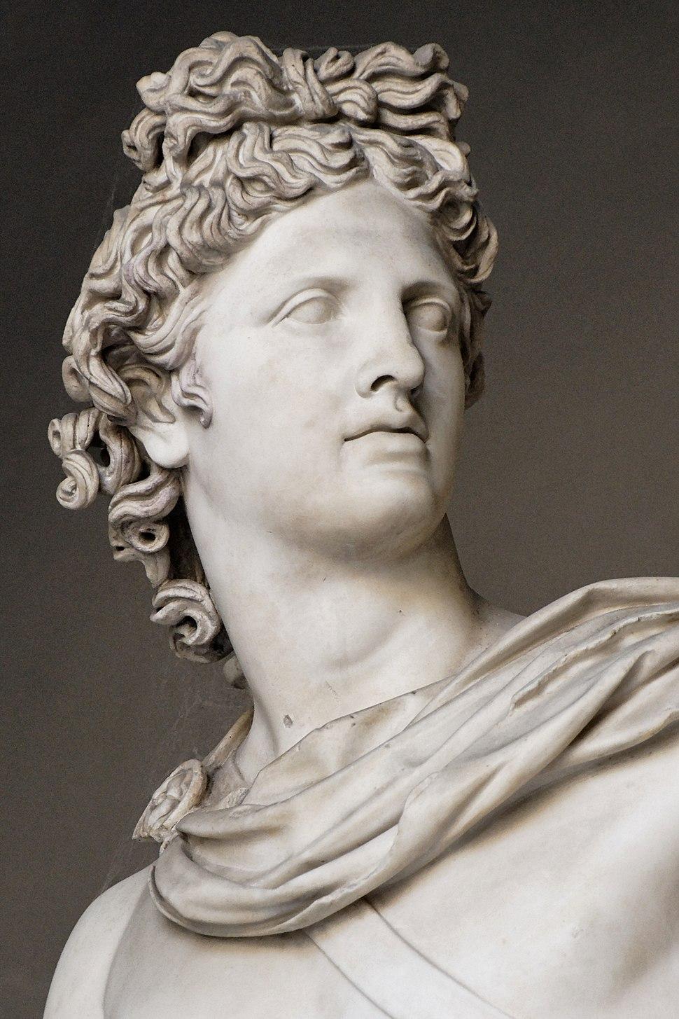 Belvedere Apollo Pio-Clementino Inv1015 n3