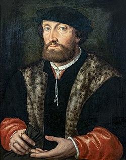 Bemberg fondation Toulouse - Portrait of Antoine Perrenot de Granvelle - Frans Floris inv.1019.jpg