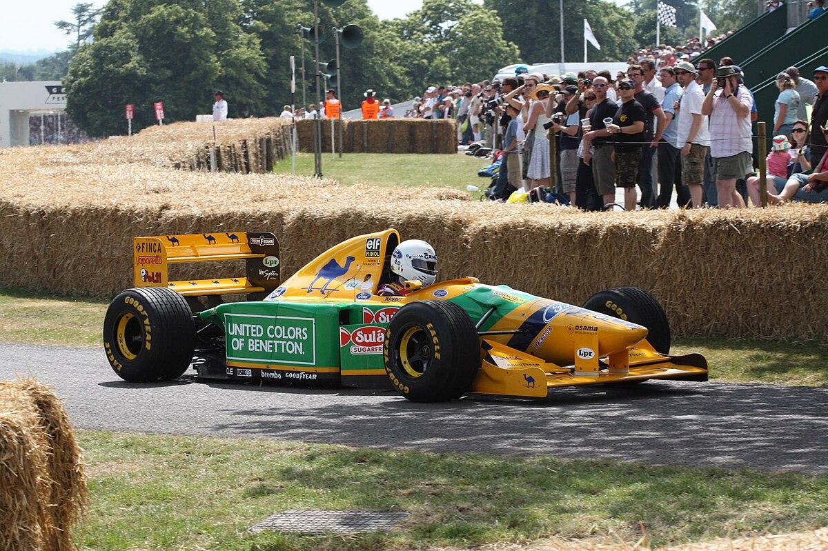 Benetton B193 Wikipedia