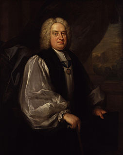 Benjamin Hoadly British bishop