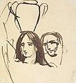 Benjamin Robert Haydon - Study For, Christ's Entry into Jerusalem - B1977.14.2668 - Yale Center for British Art.jpg