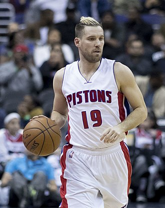 Beno Udrih - Udrih with the Pistons in 2016