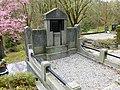 Bensheim-Schönberg, Friedhof, Grabmal Krauß.jpg