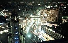 Berlin Januar 1974, Hardenbergstraße vom Europa-Center.jpg