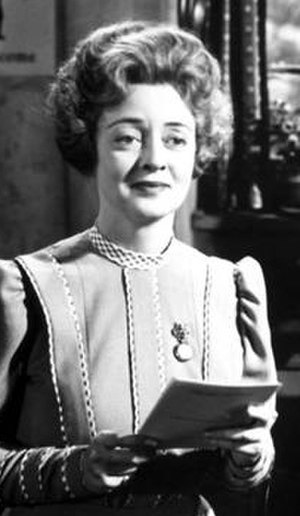 The Corn Is Green (1945 film) - Bette Davis