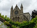 Beverley Minster as seen from the Tea Cosy Tea Rooms - geograph.org.uk - 2028233.jpg