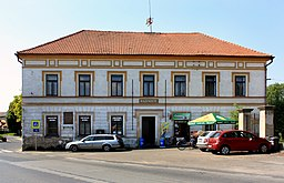 Bezno, old town hall.jpg