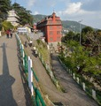 Bharat Sanchar Nigam Limited - Office Building - Kali Bari Road and Mall Road - Shimla 2014-05-07 1330-1331.TIF