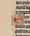 Biblia de Gutenberg, 1454 (Letra E) (21646558400).jpg