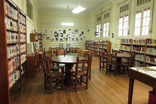 Biblioteca Rivadavia sala infantil