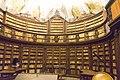 Biblioteca del Seminario. Vista della parte terminale a semicerchio.jpg