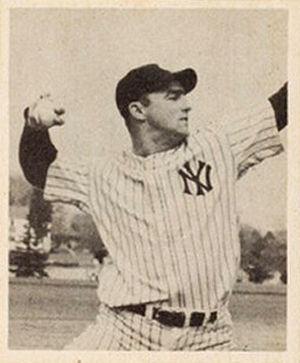 Billy Johnson (baseball) - Image: Billy Johnson 1948bowman