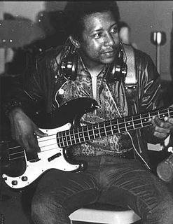 Billy Cox American bassist