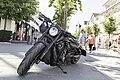 Binz auf Rügen - Harley Davidson Bike an der Strandprommenade - panoramio.jpg