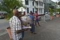 Bird singing competition - Paramaribo (23703596556).jpg