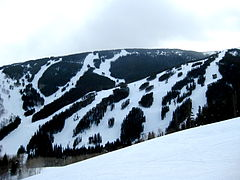 Birds of Prey race course at Beaver Creek