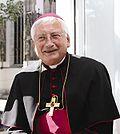 Fotografie des Bischofs