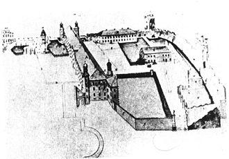 Bishopric of Speyer - Image: Bischofspfalz Speyer