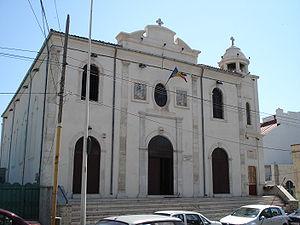 Greeks in Romania - Image: Biserica Greaca Constanta