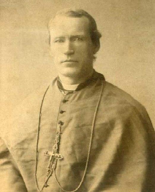Bishop James Ryan