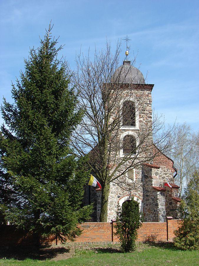 Biskupice, Toruń County